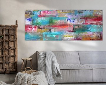 Patchworkpainting GOOD sur Atelier Paint-Ing