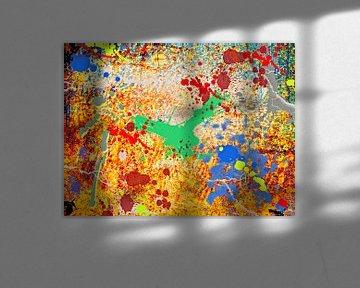 Splatter-0001 von PictureWork - Digital artist