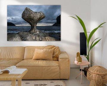 Kannesteinen in Maloy van Gerry van Roosmalen