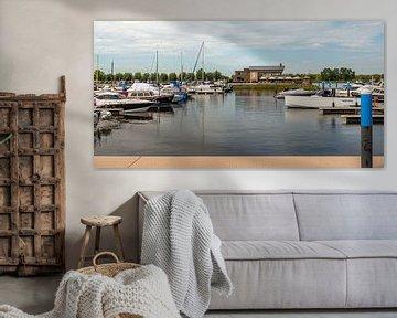 Jachthaven Biesbosch Drimmelen van Ruud Morijn