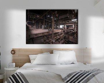 alte verlassene Sinterfabrik von FHoo