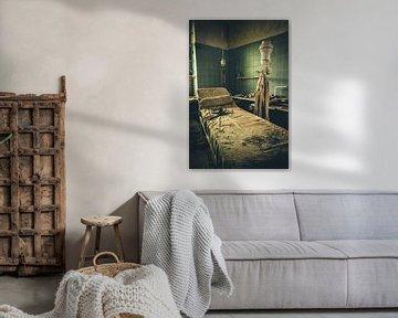 Abandoned GP's room von JBfotografie - jacindabakker.nl