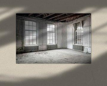 Urbex school gebouw interieur van Sjoerd van der Wal