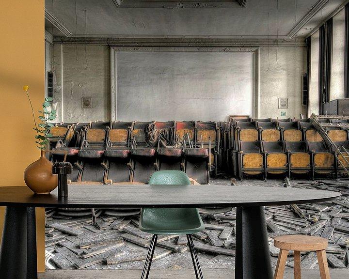 Beispiel fototapete: Theatre jeusette von Wendy Nooijen
