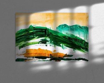 expressive LANDSCHAFT von M.A. Ziehr