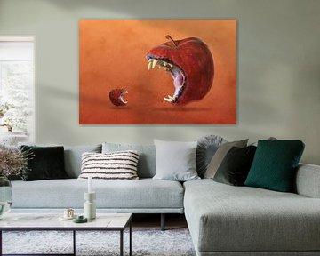Böser Apfel - Bad Apple sur Ursula Di Chito