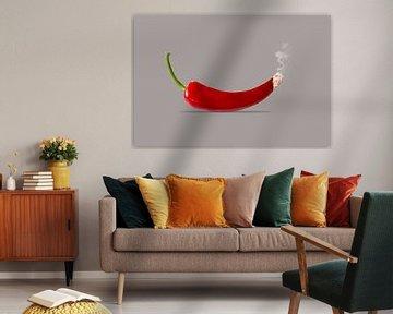 Hot Chili von Ursula Di Chito