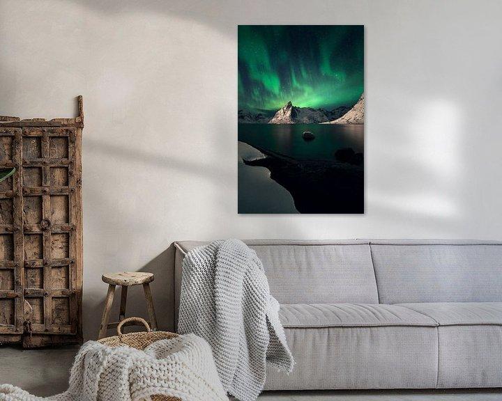 Sfeerimpressie: Winter wonderland van Sven Broeckx