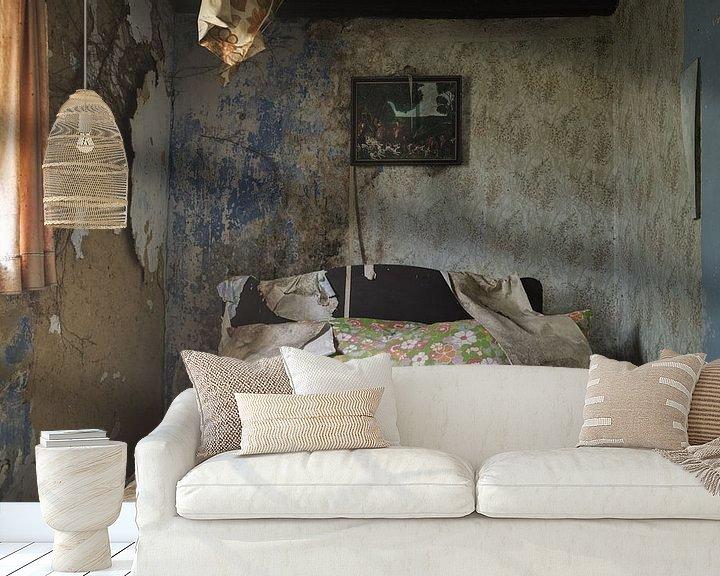 Beispiel fototapete: Schlafzimmer von Perry Wiertz