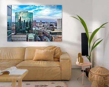 World trade center Rotterdam von Midi010 Fotografie