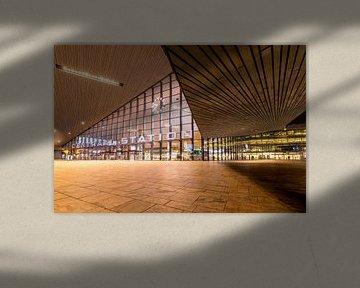 Rotterdam Centraal Station von Studio Wanderlove