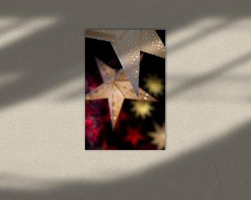 Kerststerren van Perry Wiertz