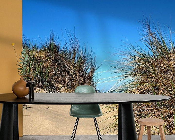 Beispiel fototapete: Ostseedünen von Ostsee Bilder