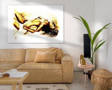 Golden Dreams Of Passion von Gitta Gläser