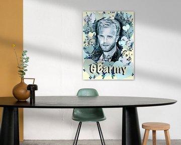 GBarmy In Light Blue von Gitta Gläser