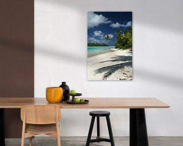 One Foot Island, Aitutaki - Cook Islands von Van Oostrum Photography