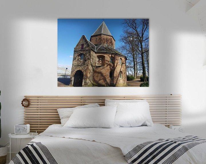 Sfeerimpressie: ST. Nicolaas kapel in Nijmegen van Jeroen Schuijffel