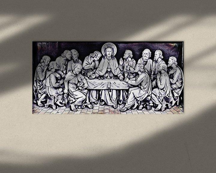Sfeerimpressie: Het Laatste Avondmaal van Art by Jeronimo