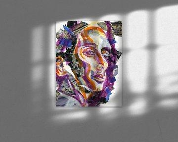 Bunter Geist von ART Eva Maria