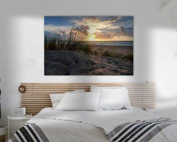 Beach Baltic Sea van Steffen Gierok