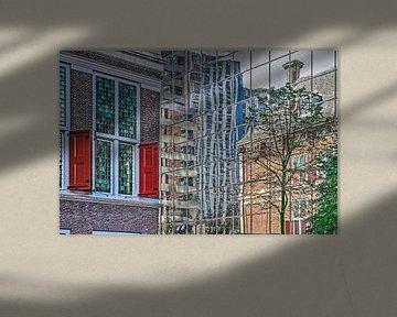Zweimal das Schielandshuis von Frans Blok