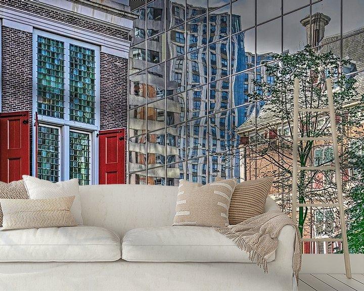 Impression: Le Schielandshuis deux fois sur Frans Blok