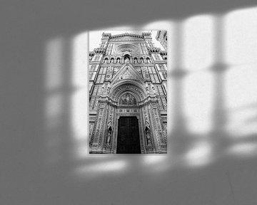 Florence, middeleeuwse kathedraal Italie von Tess Groote