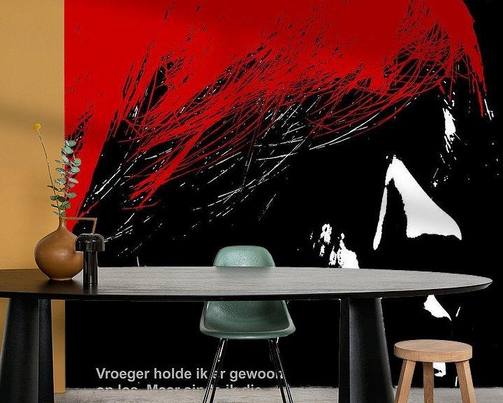 Beispiel fototapete: Dolende Dertigers: Er Gewoon Op Los Hollen! von MoArt (Maurice Heuts)
