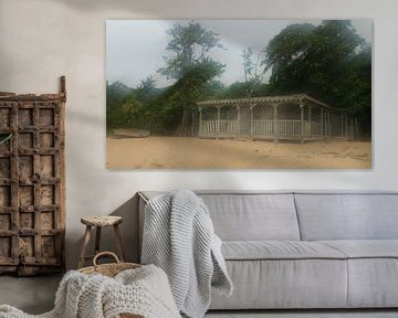 Abandoned beach house in Guadeloupe sur Daniel Chambers