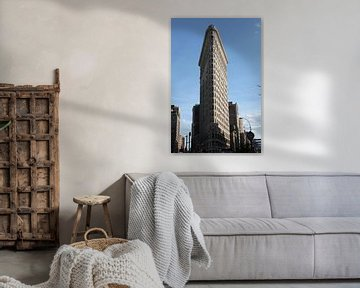 Legendary Flatiron building - New York City von Daniel Chambers