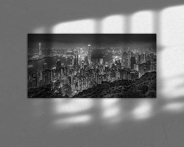 Hong Kong bei Nacht - Victoria Peak - 6 von Tux Photography