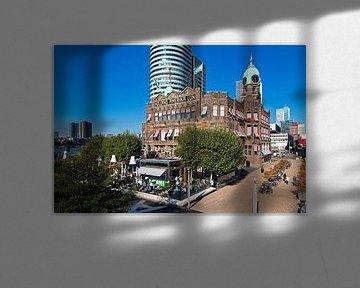 Hotel New York te Rotterdam van Anton de Zeeuw