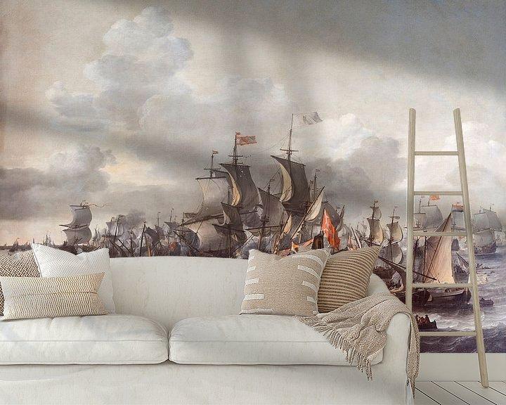 Impression: Die Schlacht an der Zuiderzee - Jan Theunisz