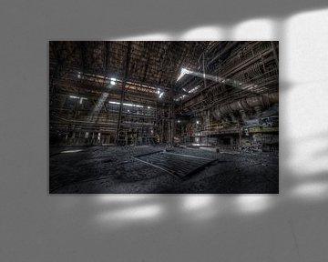 Ende der Stahlindustrie von Eus Driessen