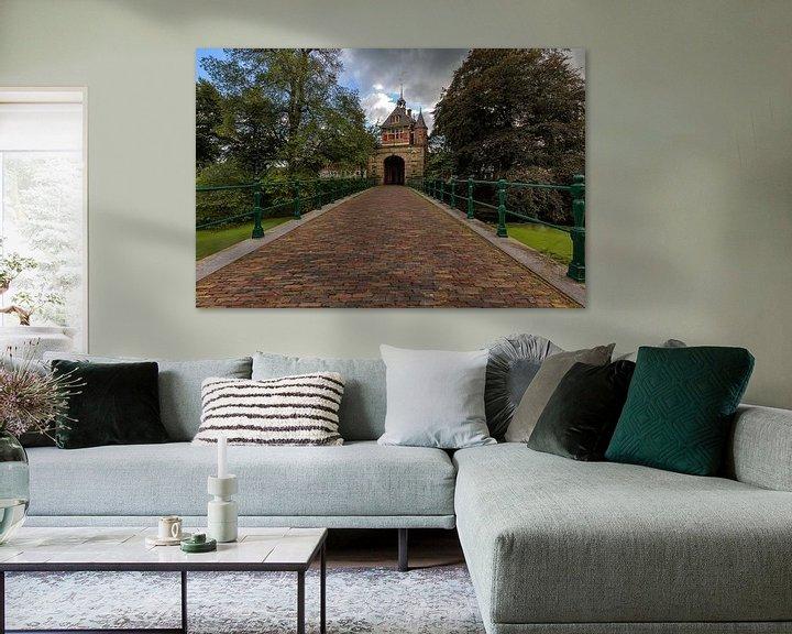 Sfeerimpressie: Oosterpoort in Hoorn NH van Costas Ganasos