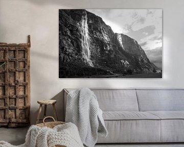 Waterfall von Jelle Dekker