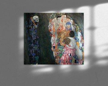 Gustav Klimt. Tod und Leben