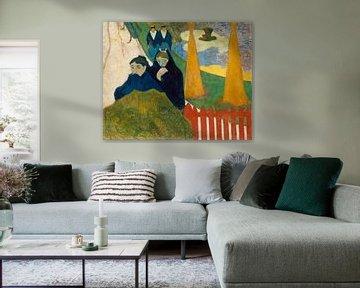 Paul Gauguin. Arlésiennes