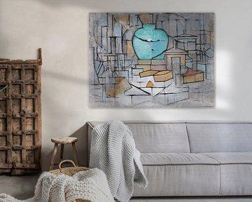 Piet Mondriaan. Stilleven met gemberpot