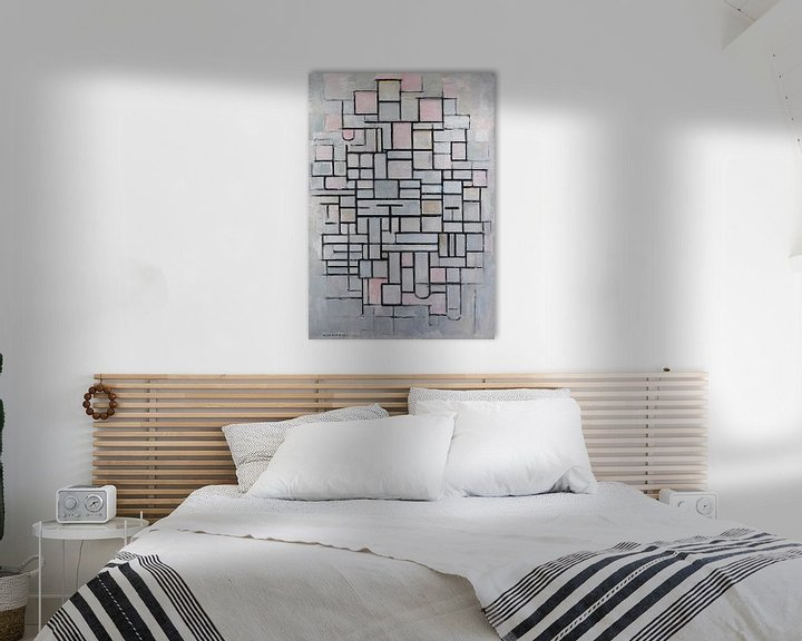Sfeerimpressie: Piet Mondriaan. Composition No IV