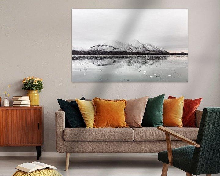 Sfeerimpressie: Spitsbergen-3 van Claudia van Zanten