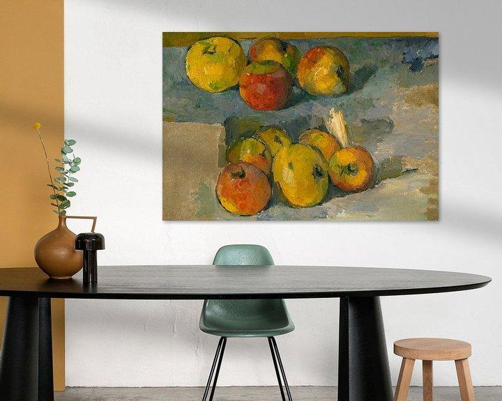 Sfeerimpressie: Paul Cézanne. Appels
