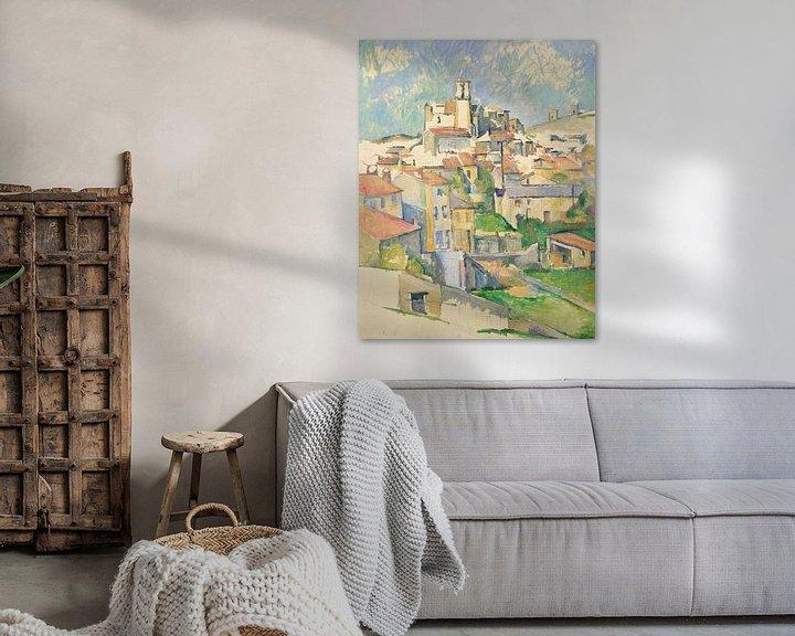Sfeerimpressie: Paul Cézanne. Gardanne