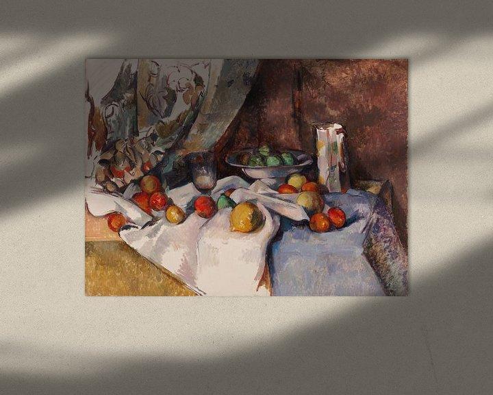 Sfeerimpressie: Paul Cézanne - Stilleven