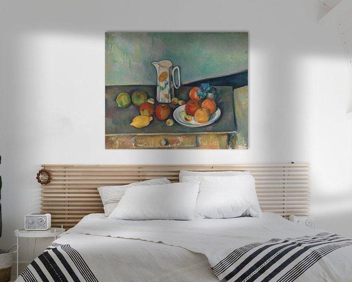 Beispiel: Paul Cézanne - Stilleben