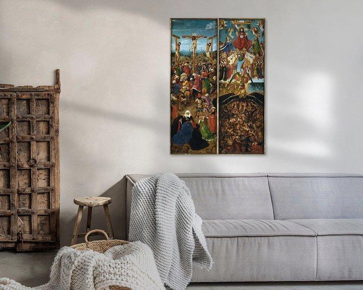 Sfeerimpressie: Jan Van Eyck - Tweeluik