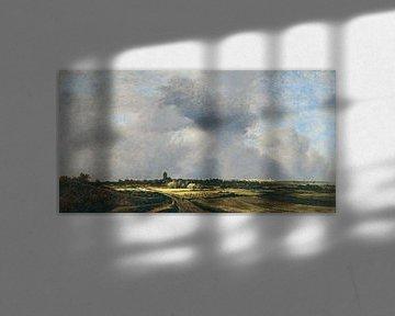Jacob van Ruisdael - Blick auf Naarden
