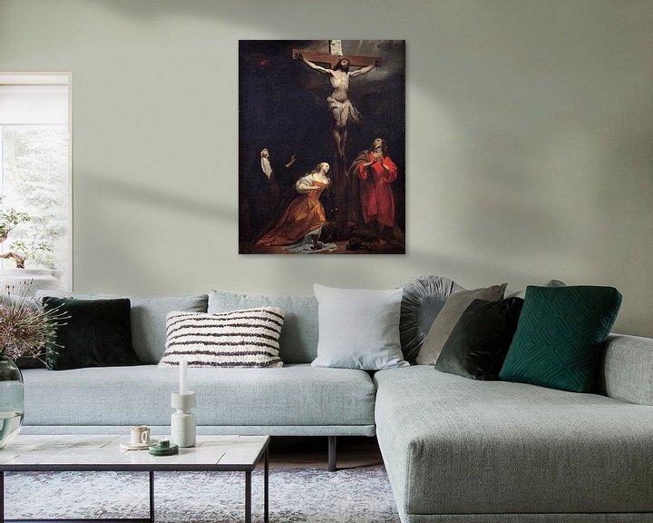 Sfeerimpressie: Gabriel Metsu - Crucifixion