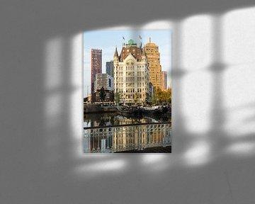 Witte Huis in Rotterdam van Rdam Foto Rotterdam