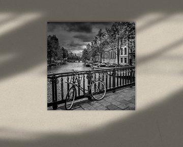 AMSTERDAM Keizersgracht  von Melanie Viola